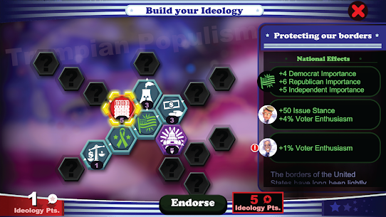 The Political Machine 2020 (MOD, Paid/Unlocked/Many Points) v1.0 4