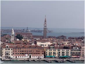 Photo: Vista de Venecia desde el campanario de  San Giorgio Maggiore. http://www.viajesenfamilia.it