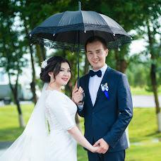 Wedding photographer Azamat Sarin (Azamat). Photo of 27.01.2017