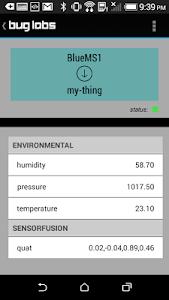 IoT Gateway screenshot 2