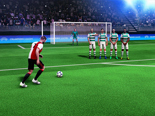 Champions FreeKick League 2018  gameplay | by HackJr.Pw 9
