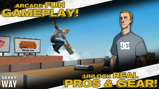 Transworld Endless Skater v1.15 APK+DATA (Mod)