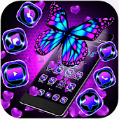 Butterfly Heart Theme