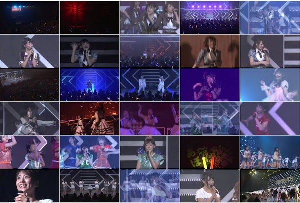 (LIVE)(480p) NMB48 TeamBII 広島公演 ~LIVE TOUR 2018 in Summer~ 180830