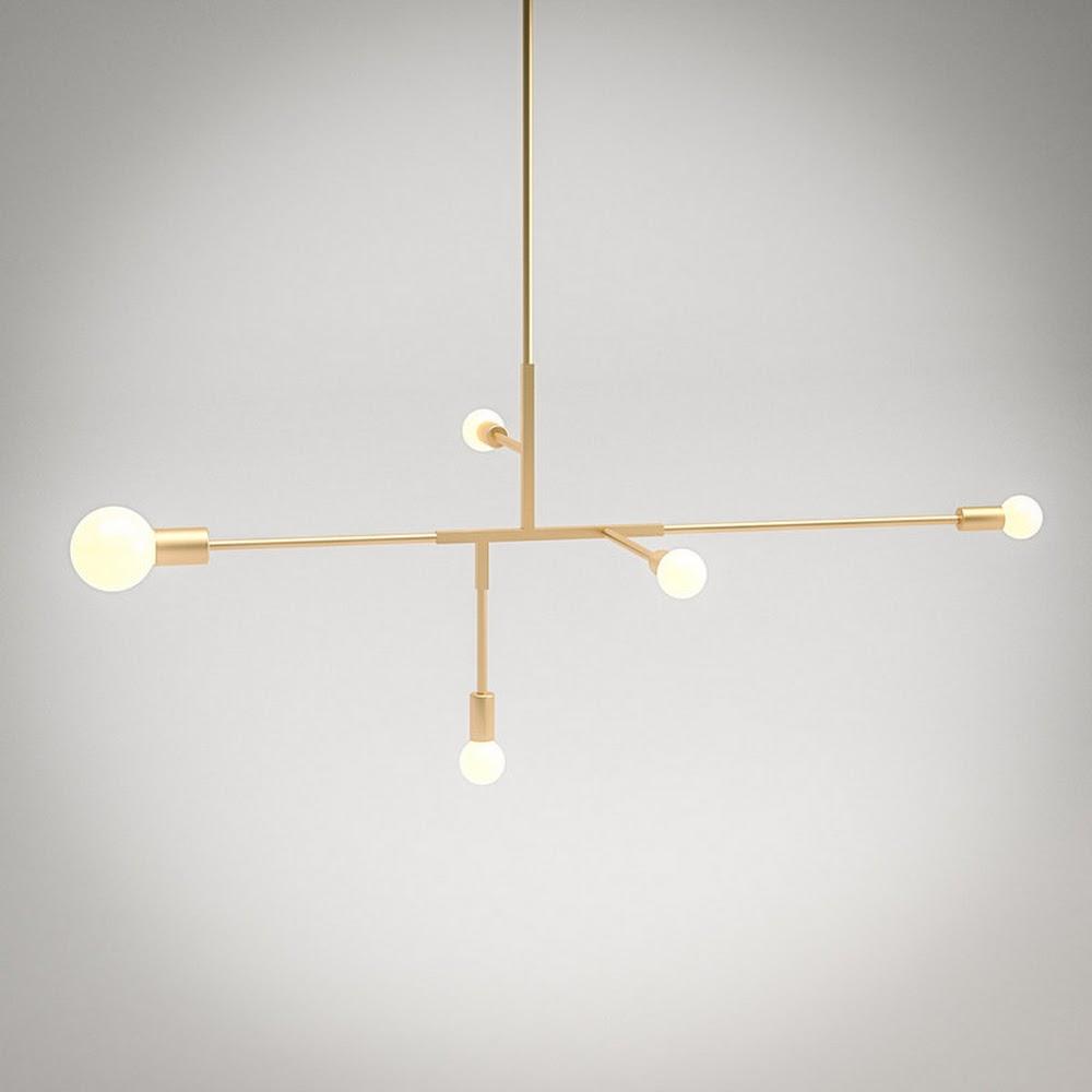 CLIFF SUSPENSION LAMP | DESIGNER REPRODUCTION