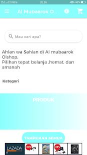 Al Mubaarok OlShop - náhled