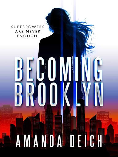 Book Blitz: Becoming Brooklyn by Amanda Deich