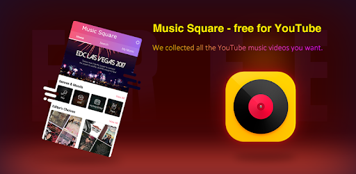 Music Square - free for YouTube app (apk) free download for
