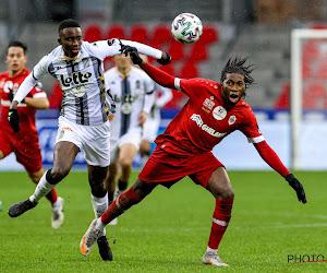 Antwerp maakt selectie bekend voor belangrijk Europees duel: geen Dieumerci Mbokani