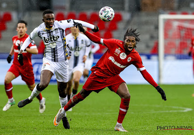 "Dieumerci Mbokani : ""Anderlecht, mon club de cœur"""