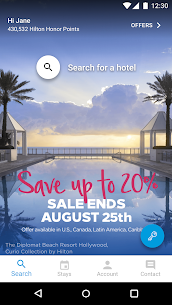 Hilton Honors: Book Hotels 2020.5.26 2