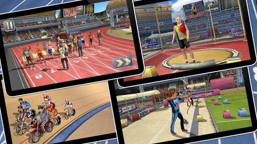 Athletics2: Summer Sports Free 1.9 screenshots 2
