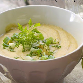 Cream of Celery Soup - Learn to Cook
