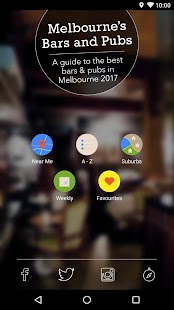 Melbourne's Bars and Pubs 2017- screenshot thumbnail