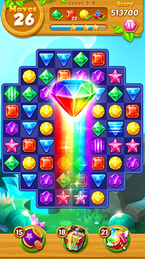 Jewels Crush- Match 3 Puzzle  {cheat|hack|gameplay|apk mod|resources generator} 2
