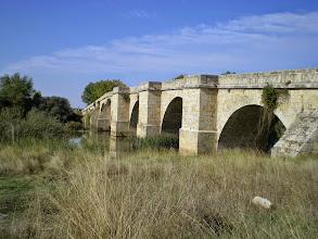 Photo: Etapa 14. Puente Fitero. Segle XII. Itero de la Vega (Burgos)
