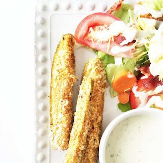 Southwest 'Fried' Pickles