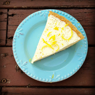 Lemon Cheesecake (as adapted from page 177)