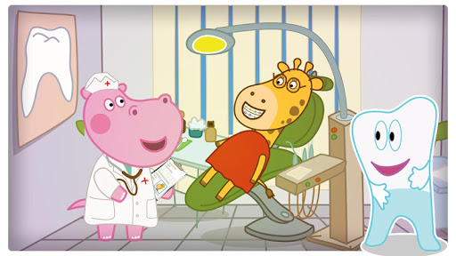 Kids Doctor: Dentist screenshots 14