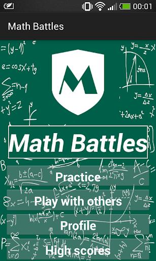 Math Battles