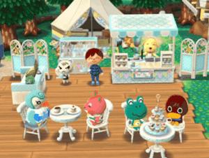キャラメルのアフタヌーンカフェ
