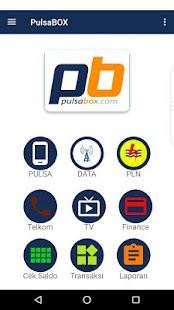 PulsaBOX - Isi Ulang Pulsa & PPOB - náhled
