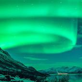 aurora borealis live wallpaper
