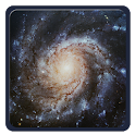 Space Beauty Live Wallpaper icon