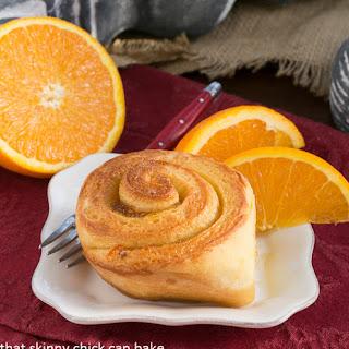 Orange Marmalade Filled Sweet Rolls #TwelveLoaves