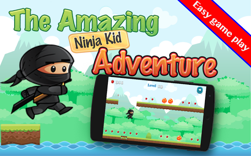 The Amazing NinjaKid Adventure