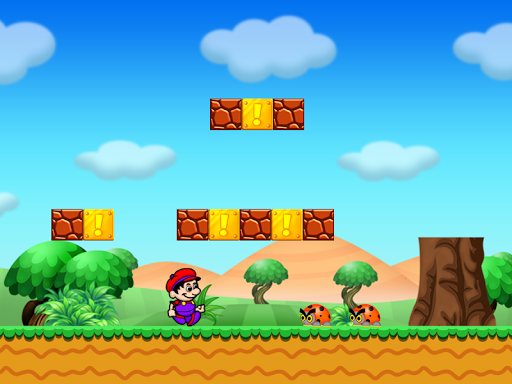 Super Adventures of Teddy 1.04 screenshots 1