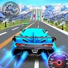 Racing Car City Speed Traffic