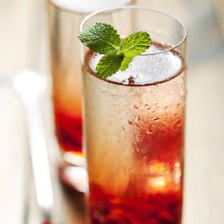 The Pomegranate Tonic