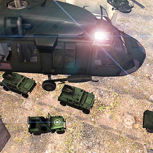 赛车游戏の軍事レース LOGO-記事Game