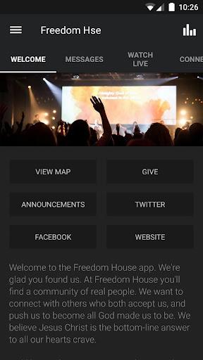 Freedom House Church
