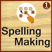 Kids Spelling Making Game