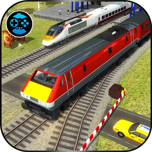 Train Driving Simulator 2017- Euro Speed Racing 3D