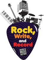 Rock Write Record Band Brooklyn Music Factory