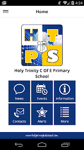 Holy Trinity Primary School- screenshot thumbnail