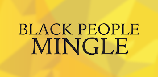 black people mingle