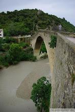 Photo: Nyons bridge