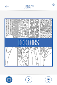 BBC Colouring: Doctor Who v1.0