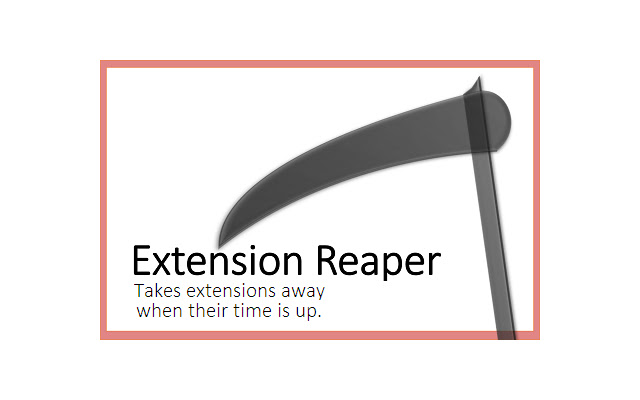 Extension Reaper