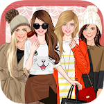 ✵Autumn fashion game for girls Icon