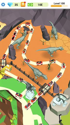 Code Triche Idle Dino Park apk mod screenshots 3