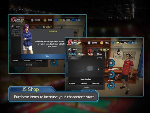 LiNing Jump Smash 15 Badminton 1.3.10 screenshots 7