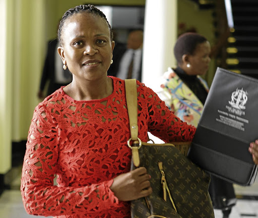 Public Protector Busisiwe Mkhwebane. Picture: SUPPLIED