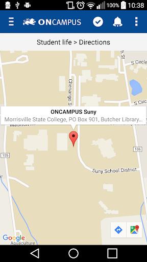 ONCAMPUS SUNY PreArrival Apk Download 4