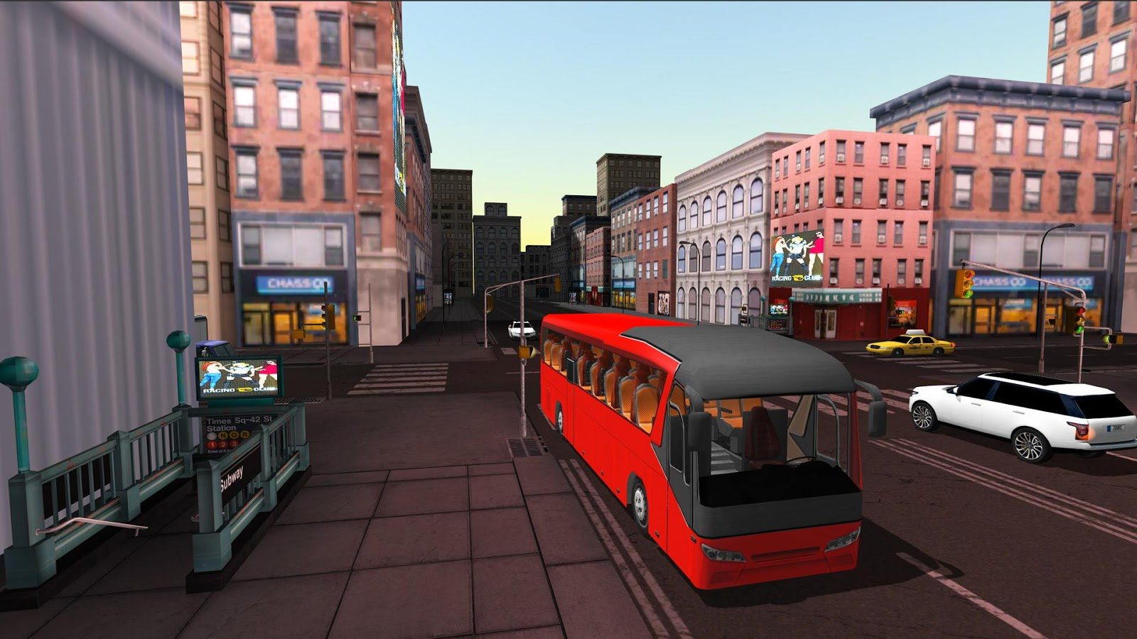 Bus Simulator 2017- screenshot