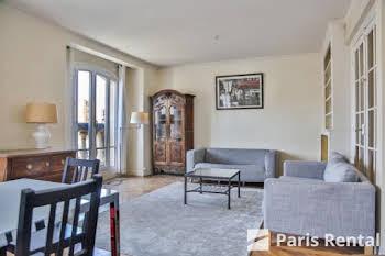 Appartement meublé 4 pièces 76 m2